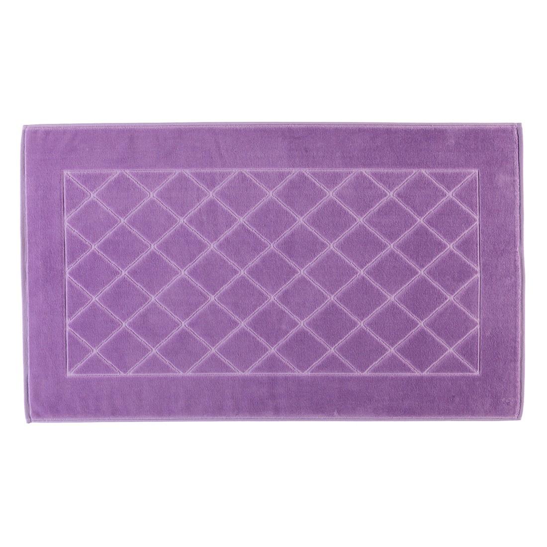 Badteppiche Dreams – Baumwolle – Dark Lilac – 67×120 cm, Vossen günstig kaufen