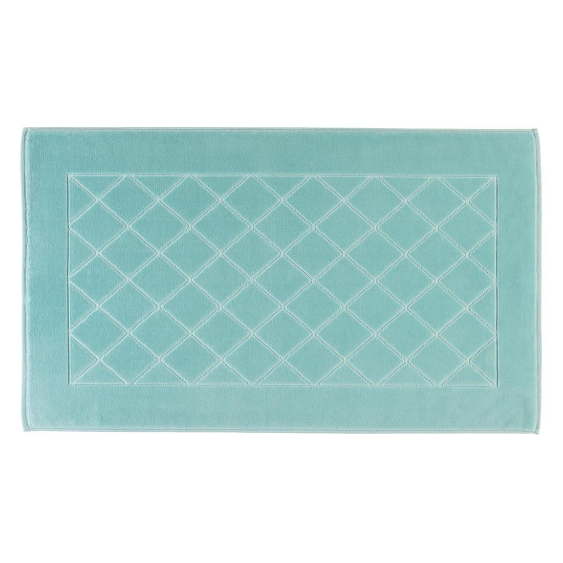 Badteppiche Dreams – Baumwolle – Kristallgrün – 60×60 cm, Vossen bestellen