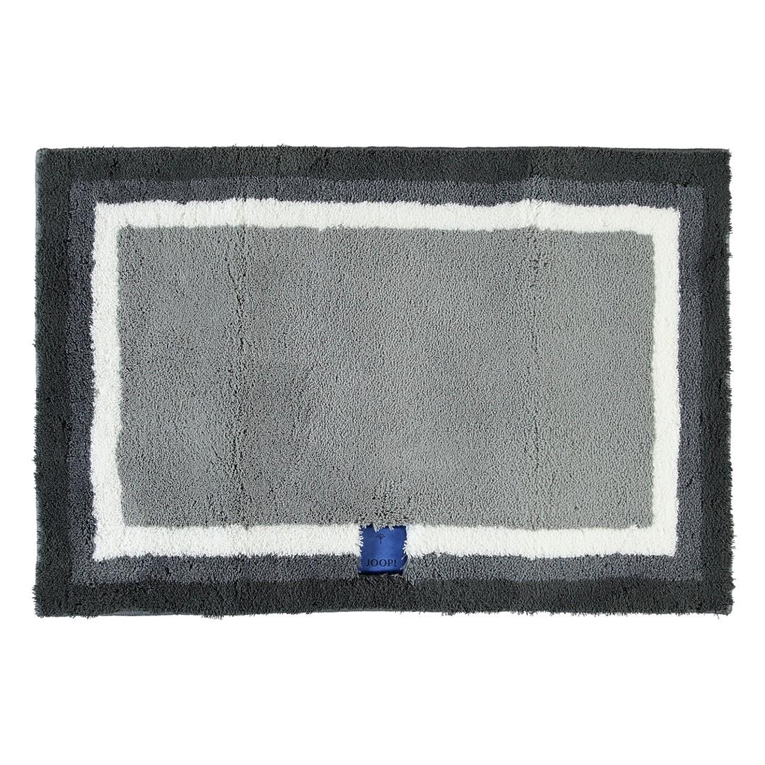 Badteppiche New Frame – Polyacryl – Kiesel – 70×120 cm, Joop kaufen