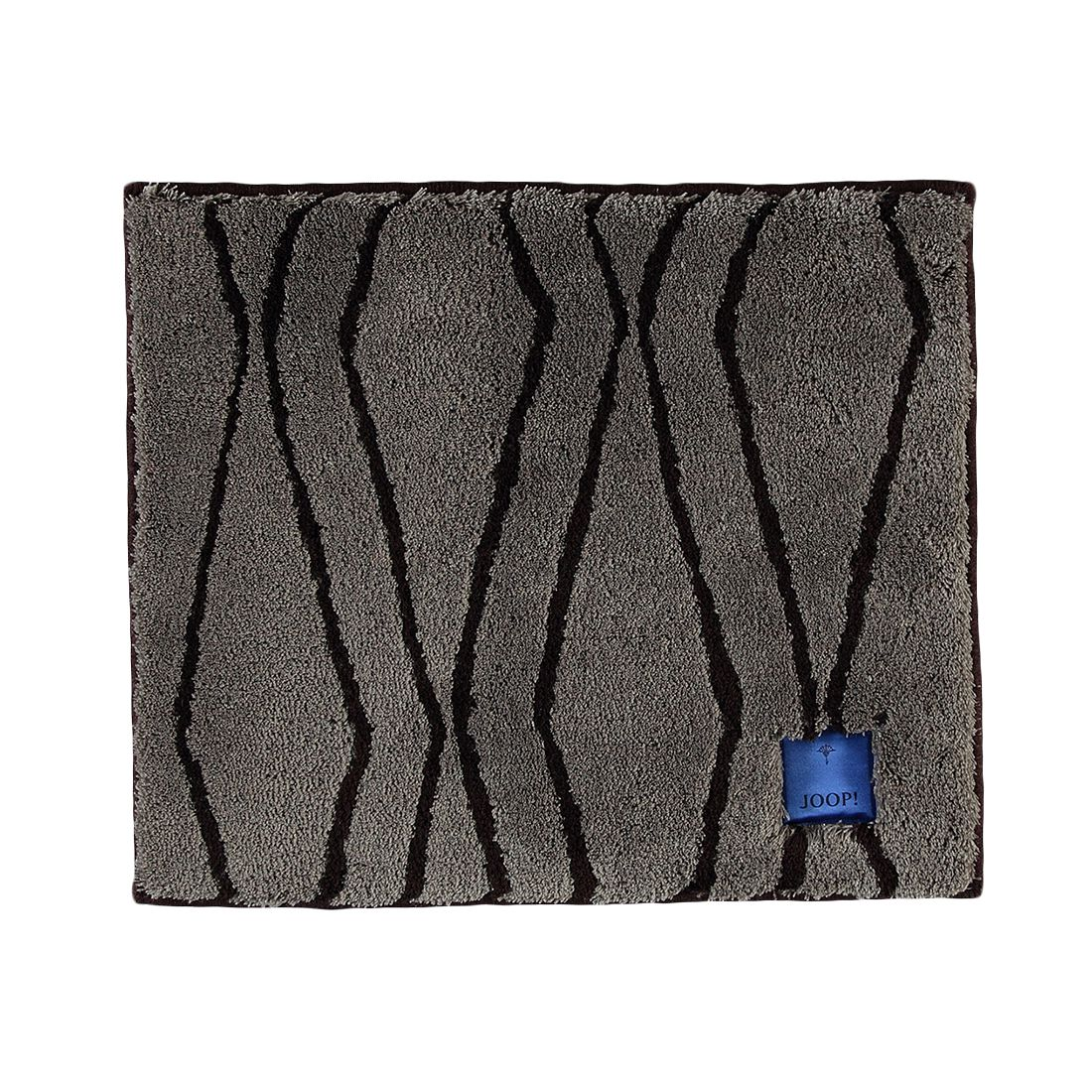 Badteppiche New Matrix – Polyacryl – Mocca – 60×90 cm, Joop günstig online kaufen