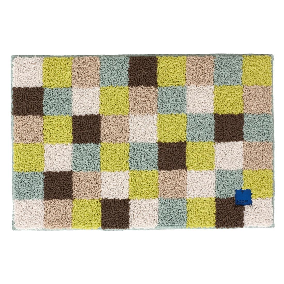 Badteppiche   Plaza Squares – 100% Polyacryl Limone – 1326 – 50 x 60 cm, Joop jetzt bestellen