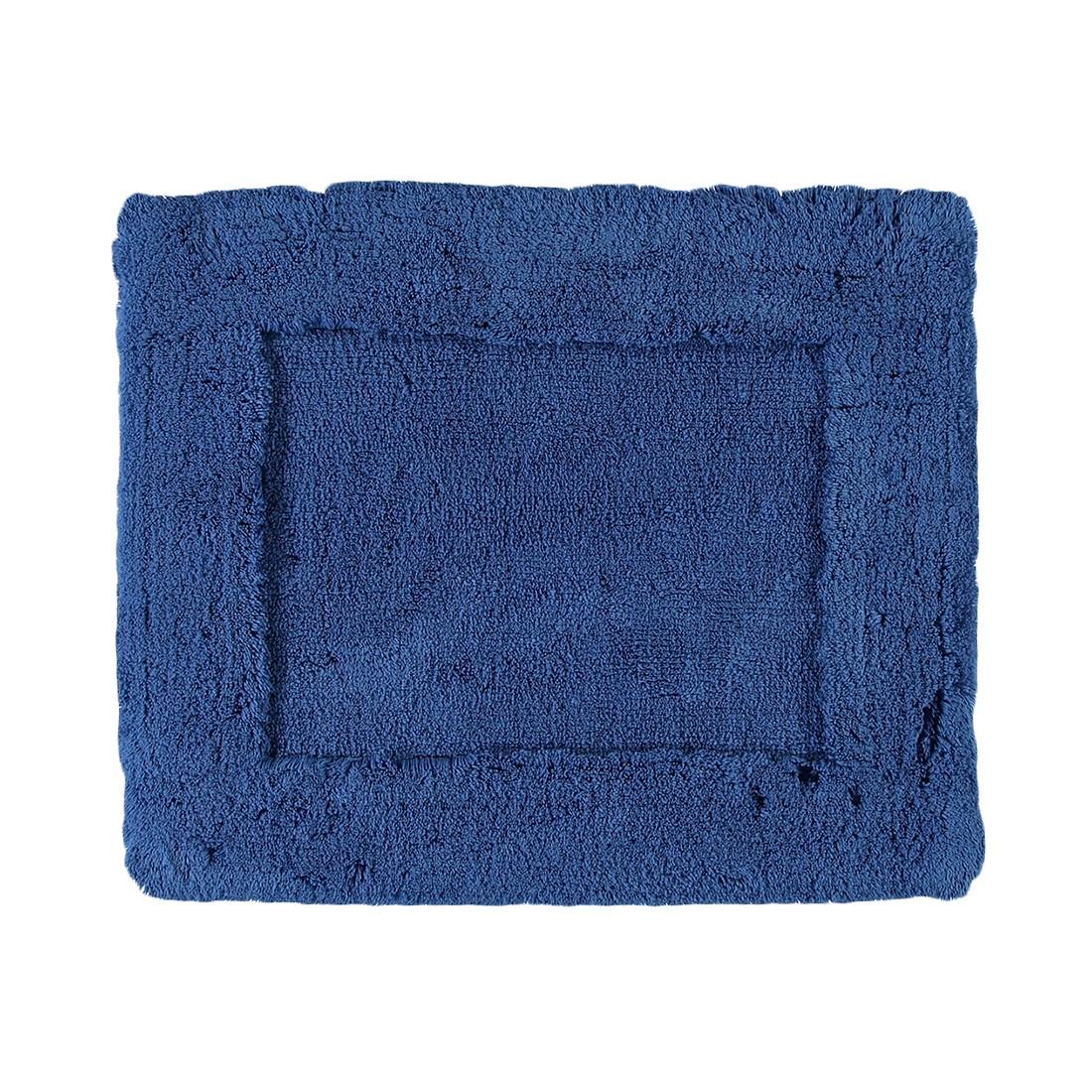 Badteppiche Unique – Baumwolle – Deep Blue – 50×60 cm, Vossen online bestellen