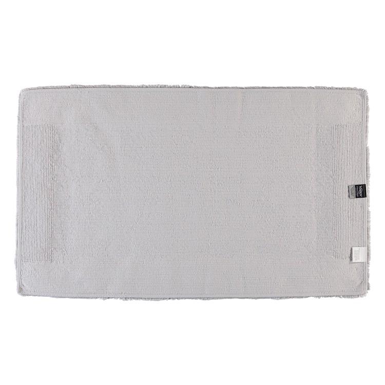 Badteppiche Unique – Baumwolle – Light Grey – 60×100 cm, Vossen online kaufen