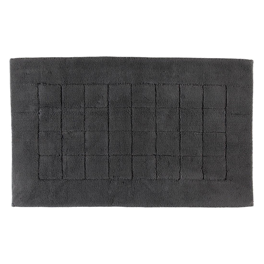 Badteppiche Vienna Sensible – Baumwolle – Slate Grey – 55×65 cm, Vossen online kaufen