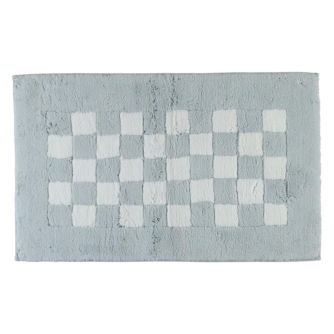Badteppiche Vienna Square – Baumwolle – Light Grey – 60×100 cm, Vossen online bestellen