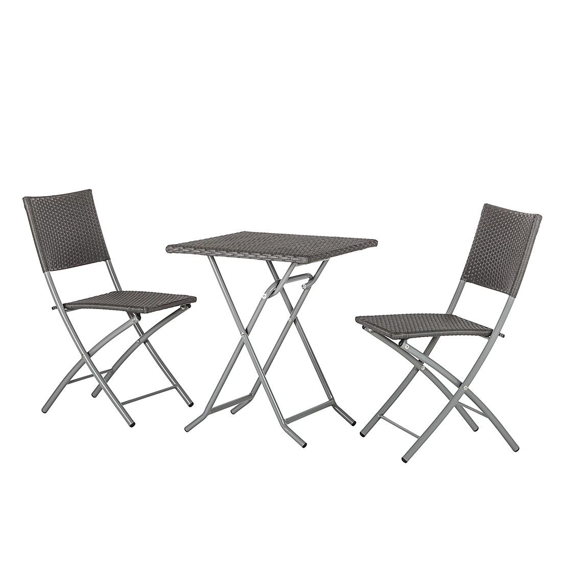 Bien choisir un salon de jardin en r sine tress e pas cher for Ensemble table et chaises resine tressee pas cher