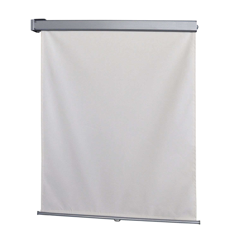 Balkonmarkise Florence - Aluminium/Polyester - Natur - Breite: 150 cm, Leco