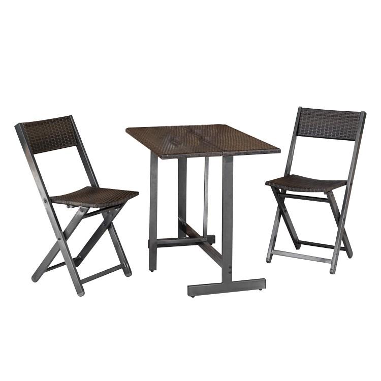 Set mobili giardino polyrattan 14 pz tavolino prezzo e for Mobili da esterno offerte