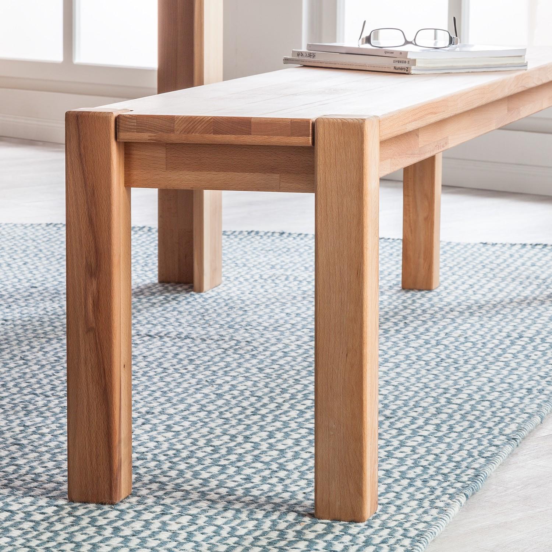 bank richwood kernbuche massiv ge lt k chenbank sitzbank holzbank bank k che ebay. Black Bedroom Furniture Sets. Home Design Ideas