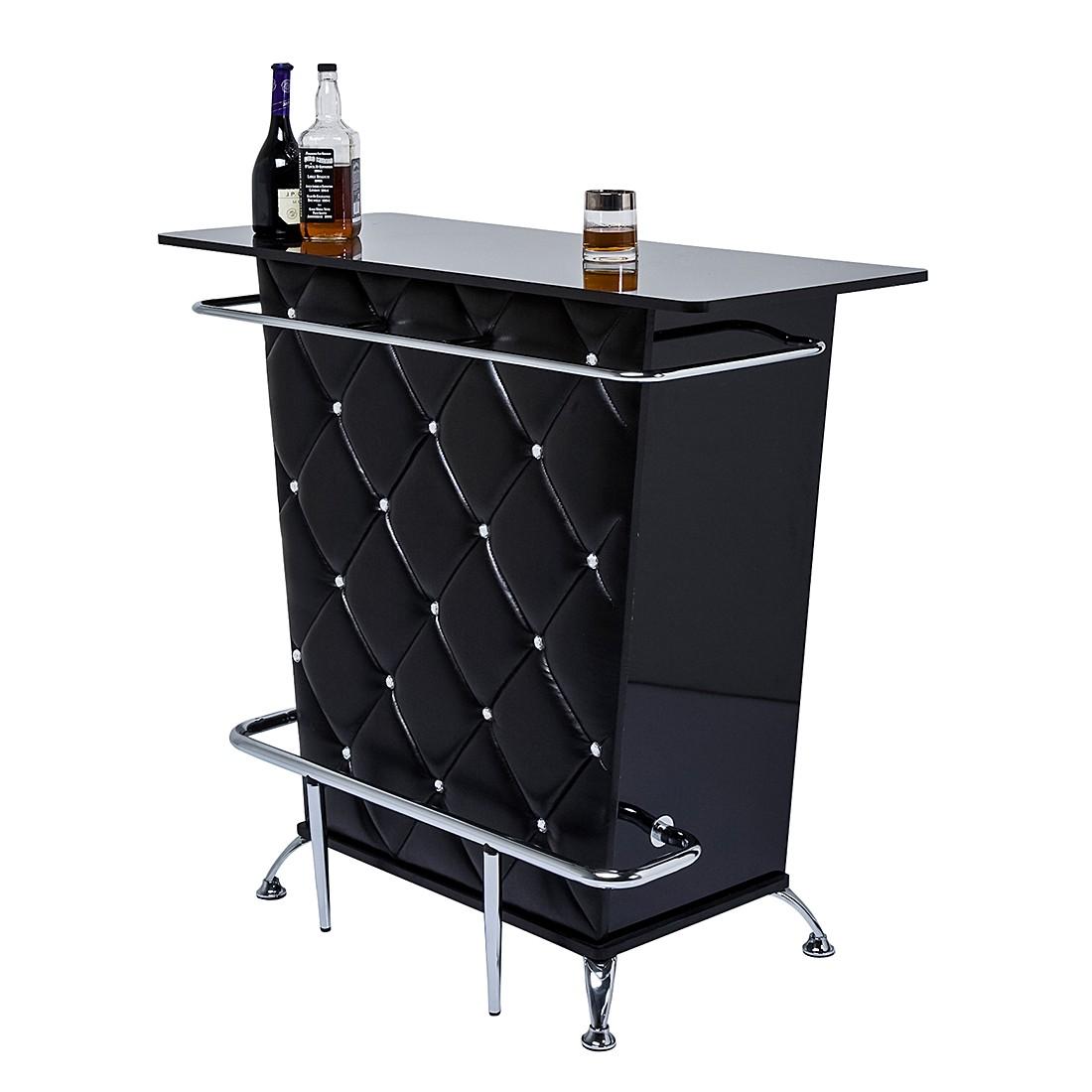 Bar Lady Rock - Schwarz, Kare Design