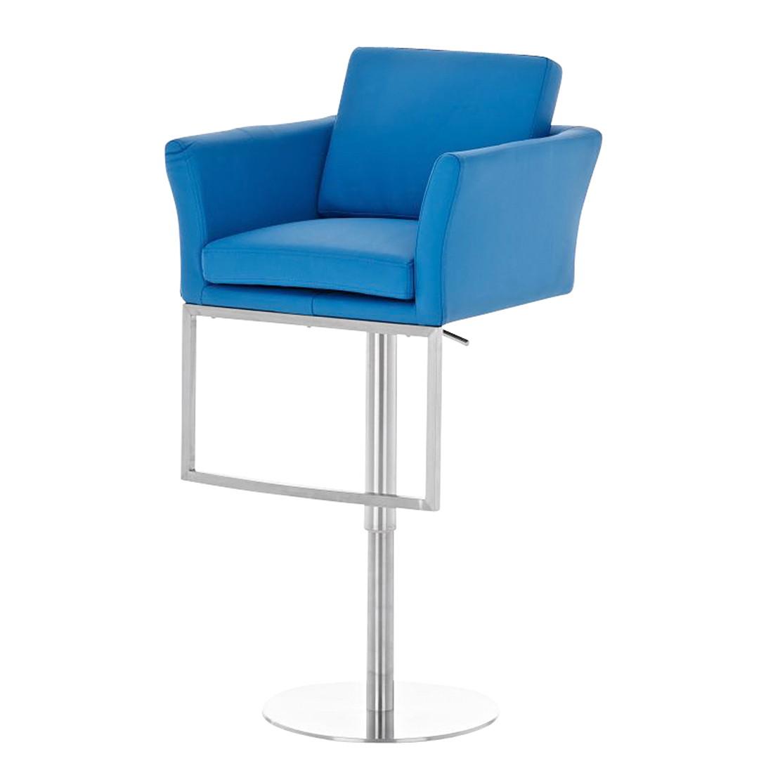barhocker atlantic lila edelstahl kunstleder clp g nstig. Black Bedroom Furniture Sets. Home Design Ideas