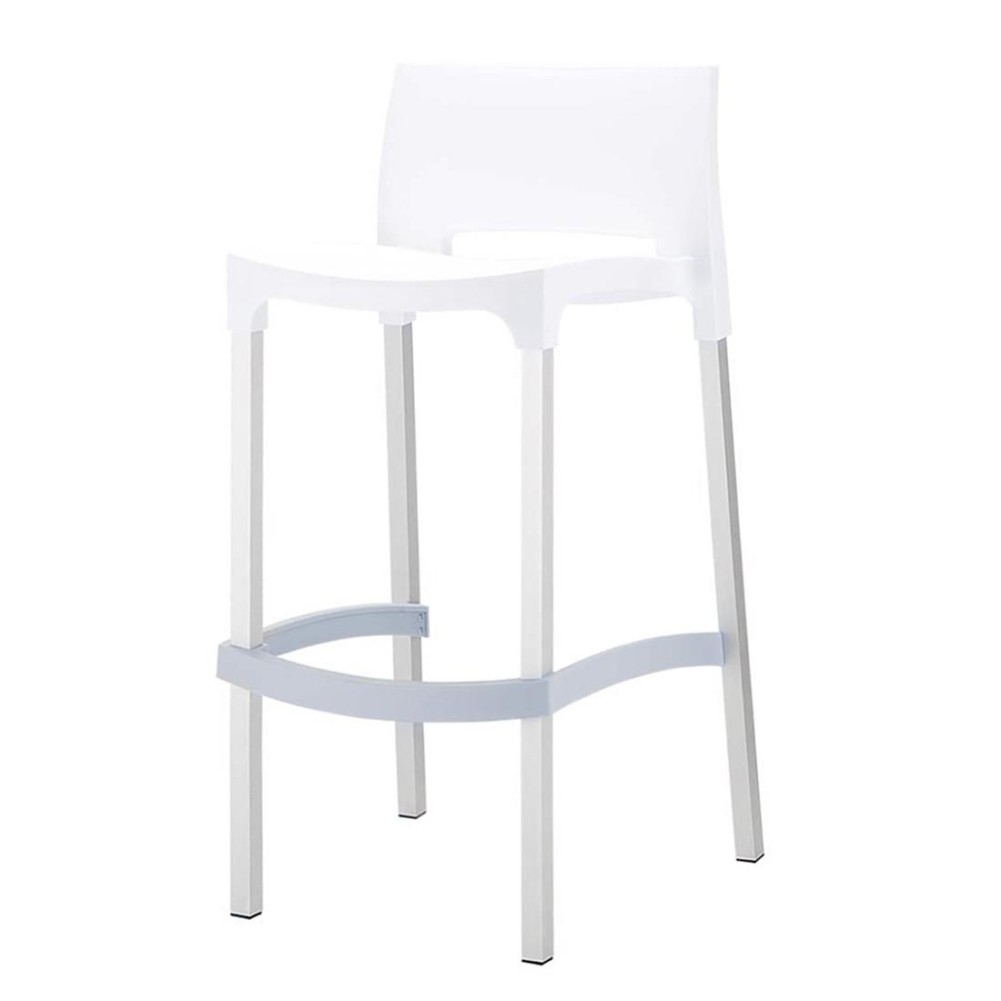 barhocker aluminium g nstig kaufen. Black Bedroom Furniture Sets. Home Design Ideas