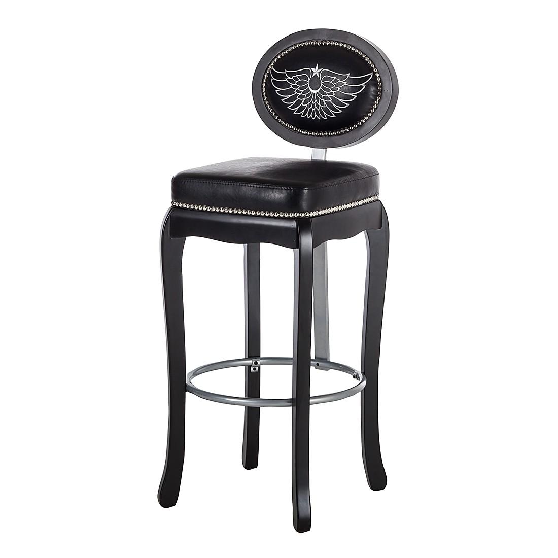 Barstuhl Rockstar – in schwarz, Kare Design online bestellen