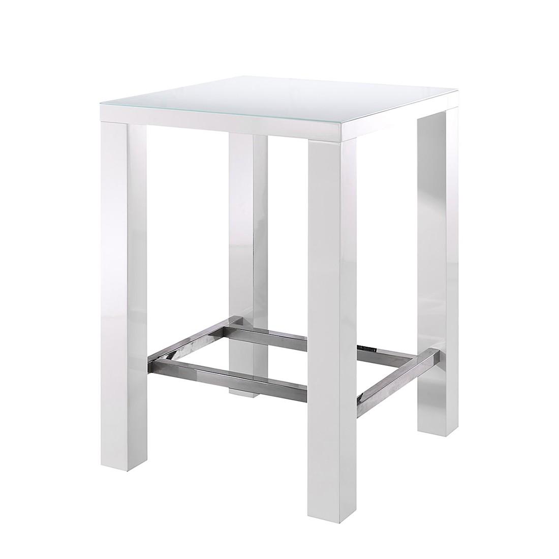 bartisch holden i hochglanz wei loftscape. Black Bedroom Furniture Sets. Home Design Ideas