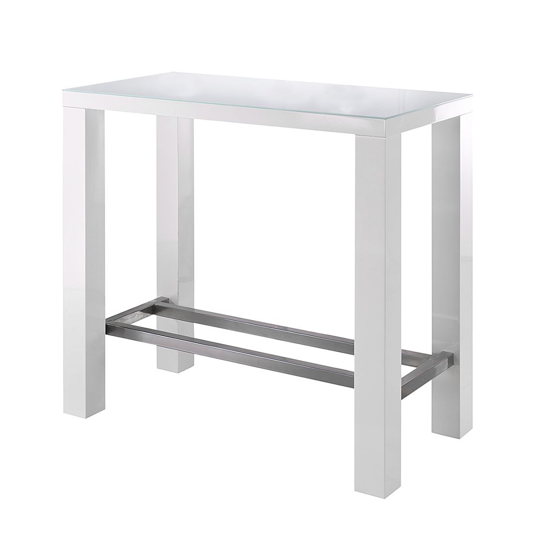 bartisch holden ii hochglanz wei loftscape. Black Bedroom Furniture Sets. Home Design Ideas