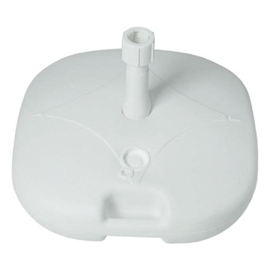 Schirmständer Base - Polyethylen Weiß, ikarus