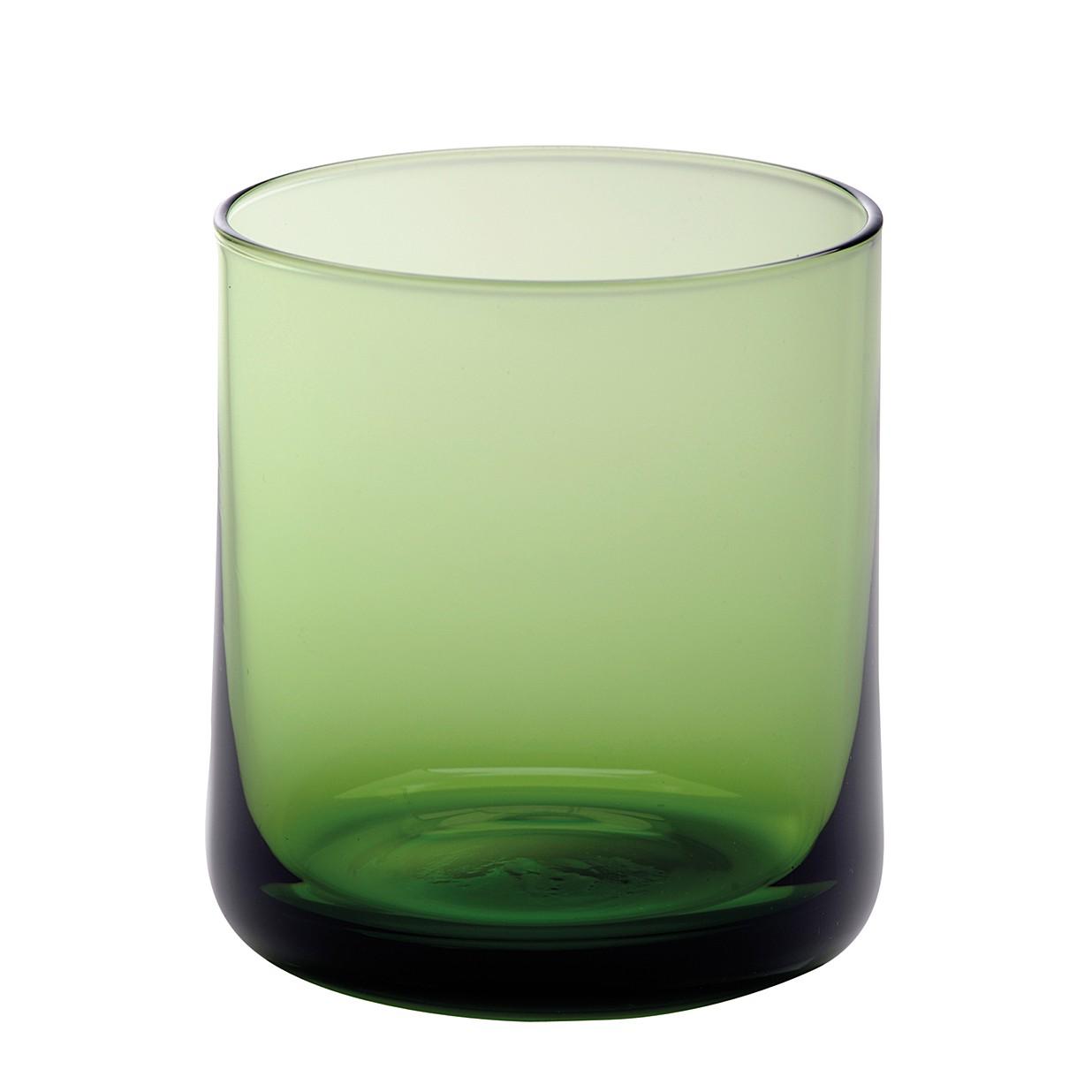 Trinkglas Bloom (6er-Set) – Glas – Grün, BITOSSI HOME online kaufen