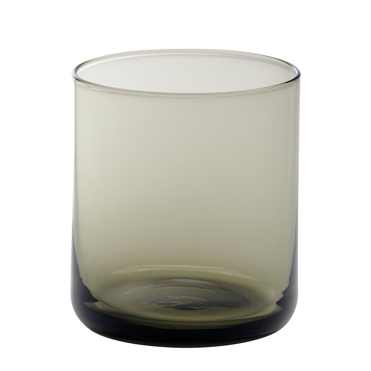 Trinkglas Bloom (6er-Set) – Glas – Grau, BITOSSI HOME online bestellen