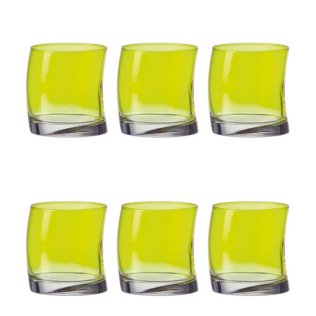 Becher Swing (6er-Set) – Klein – Apfelgrün, Leonardo jetzt bestellen
