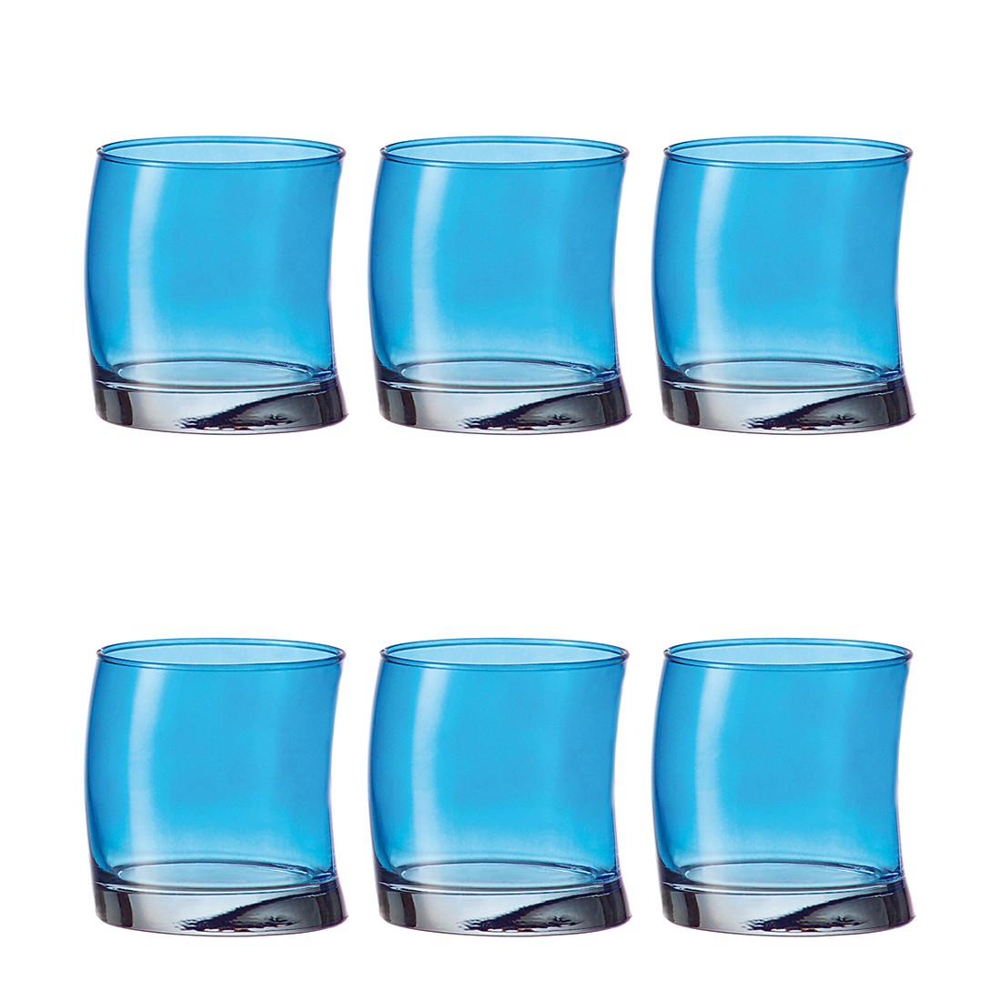 Becher Swing (6er-Set) – Klein – Blau, Leonardo günstig bestellen