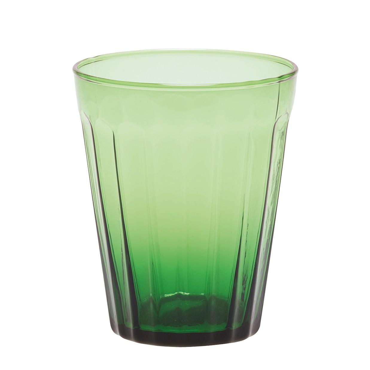 Trinkglas Lucca (6er-Set) – Glas – Grün, BITOSSI HOME jetzt bestellen