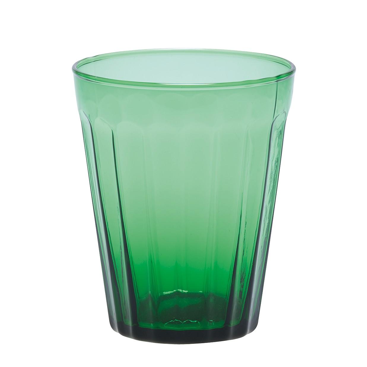 Trinkglas Lucca (6er-Set) – Glas – Kaktusgrün, BITOSSI HOME jetzt bestellen