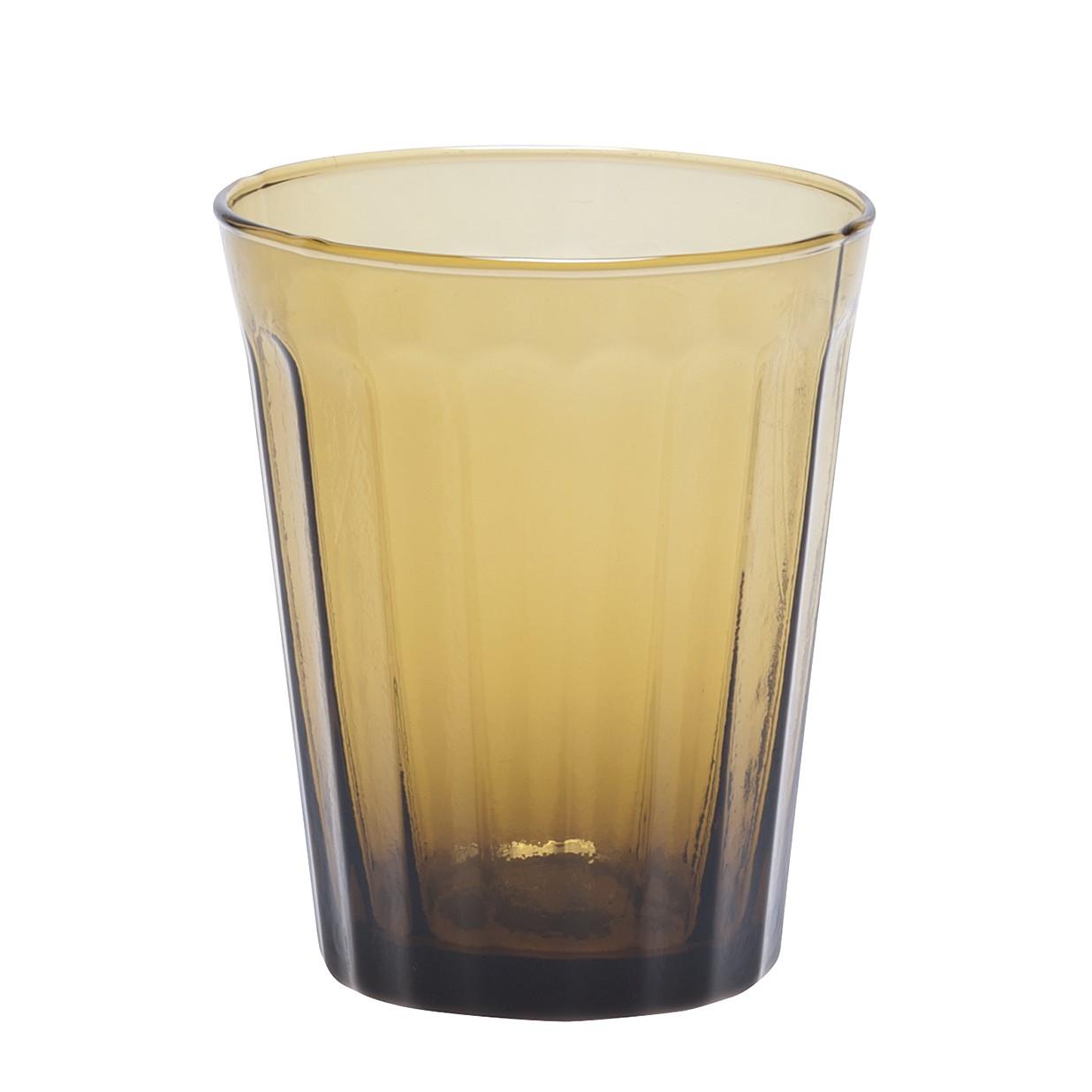 Trinkglas Lucca (6er-Set) – Glas – Olivgrün, BITOSSI HOME jetzt bestellen