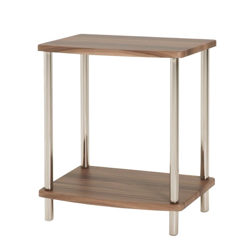 beistelltisch nussbaum g nstig kaufen. Black Bedroom Furniture Sets. Home Design Ideas