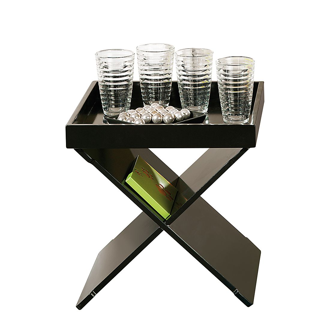 preisvergleich eu beistelltisch hochglanz. Black Bedroom Furniture Sets. Home Design Ideas