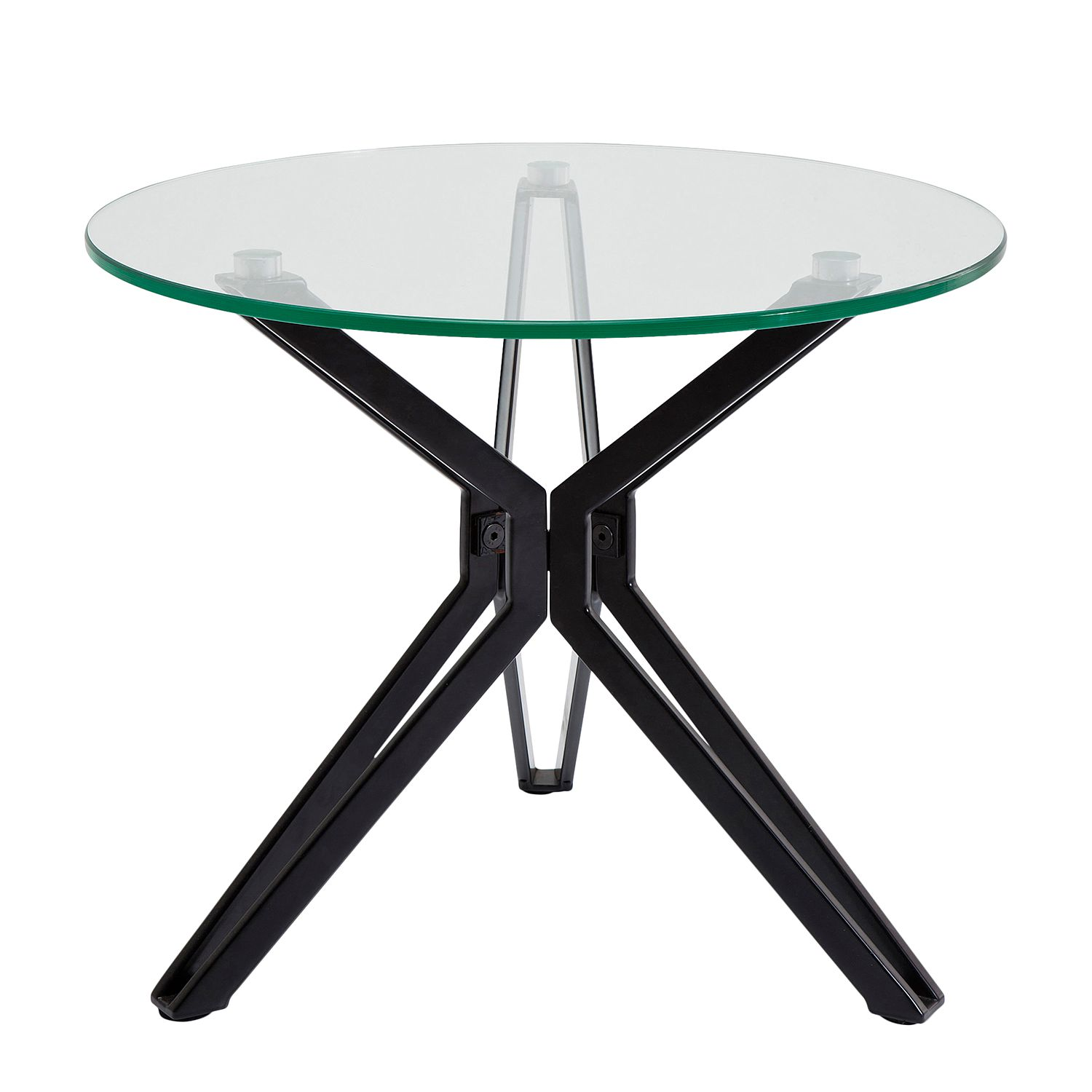 Beistelltisch Garbo Round - Schwarz, Kare Design