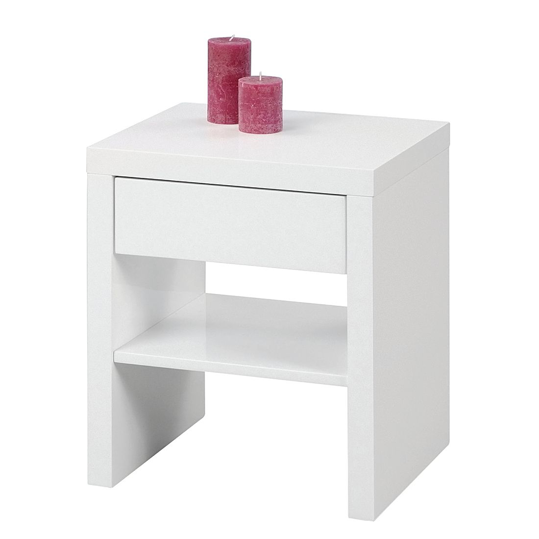 beistelltische hochglanz preisvergleiche. Black Bedroom Furniture Sets. Home Design Ideas
