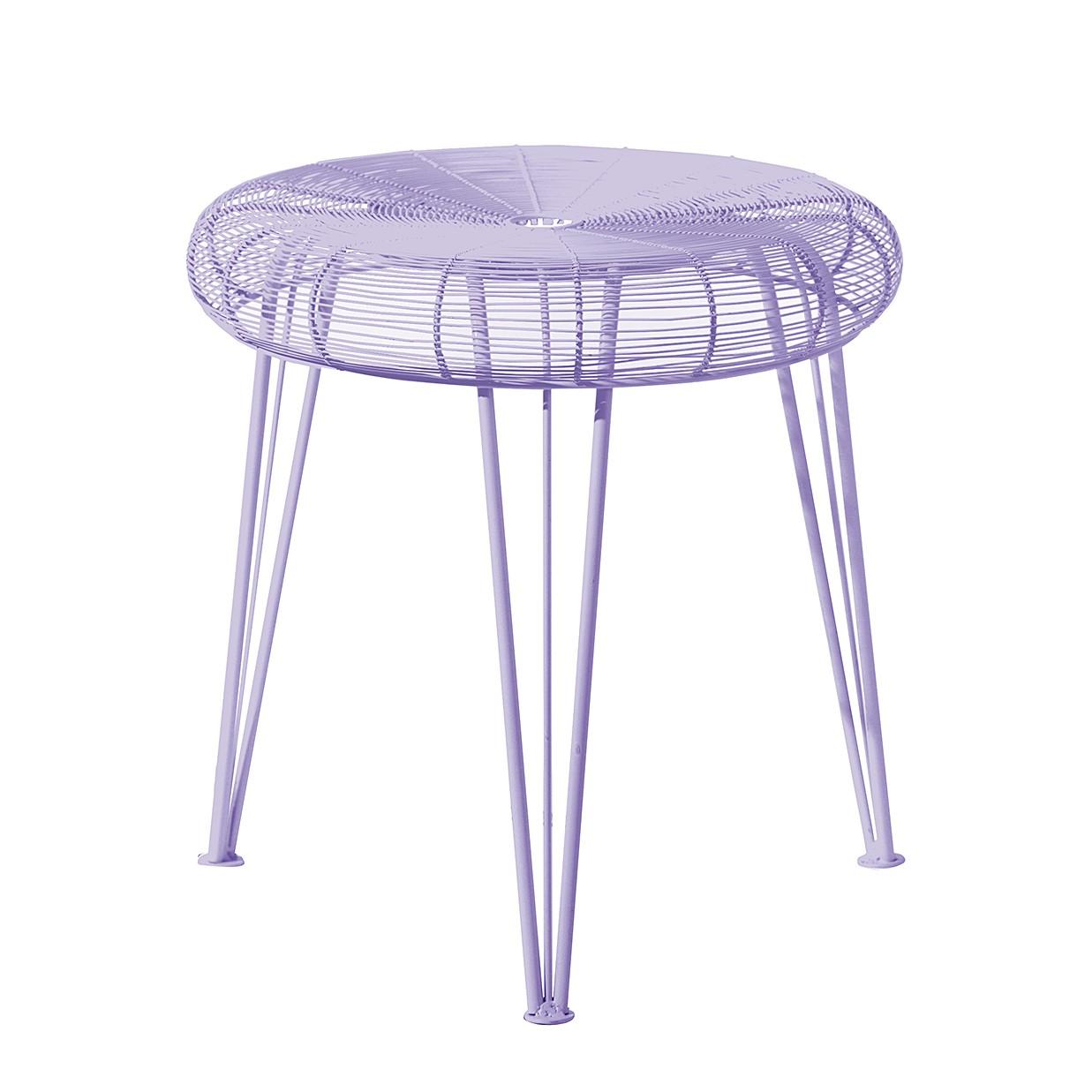beistelltisch lila g nstig kaufen. Black Bedroom Furniture Sets. Home Design Ideas