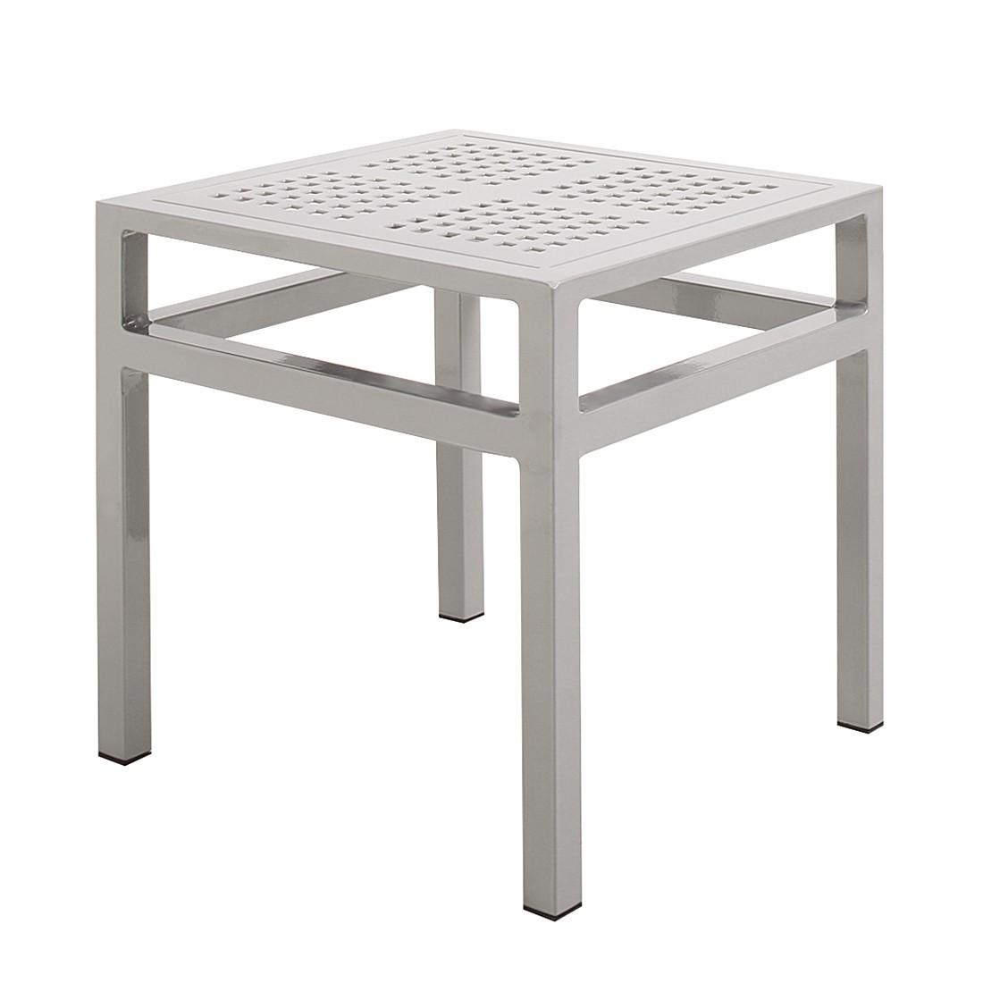 Beistelltisch Pool – Aluminium Silber, Best Freizeitmöbel bestellen