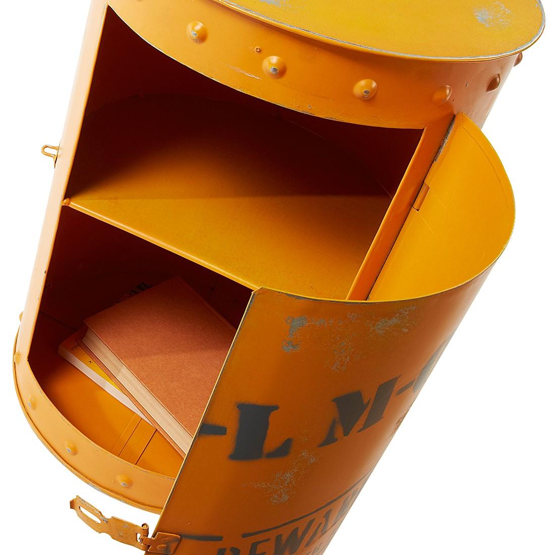 Beistelltisch sorn orange furnlab m ju 000250 kauf dir for Beistelltisch orange