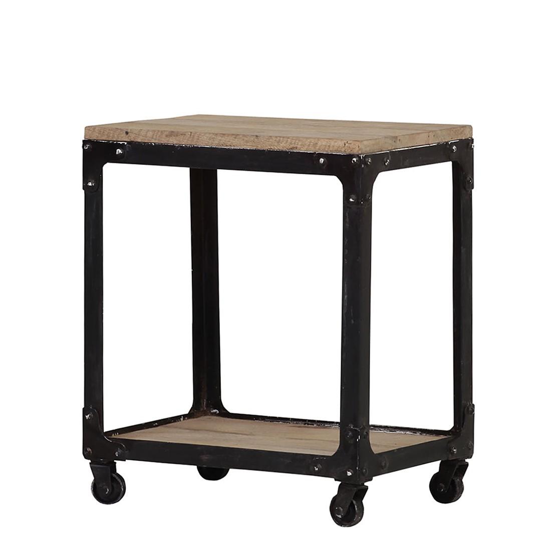 barhocker aiden schwarz metall lackiert clp jetzt kaufen. Black Bedroom Furniture Sets. Home Design Ideas