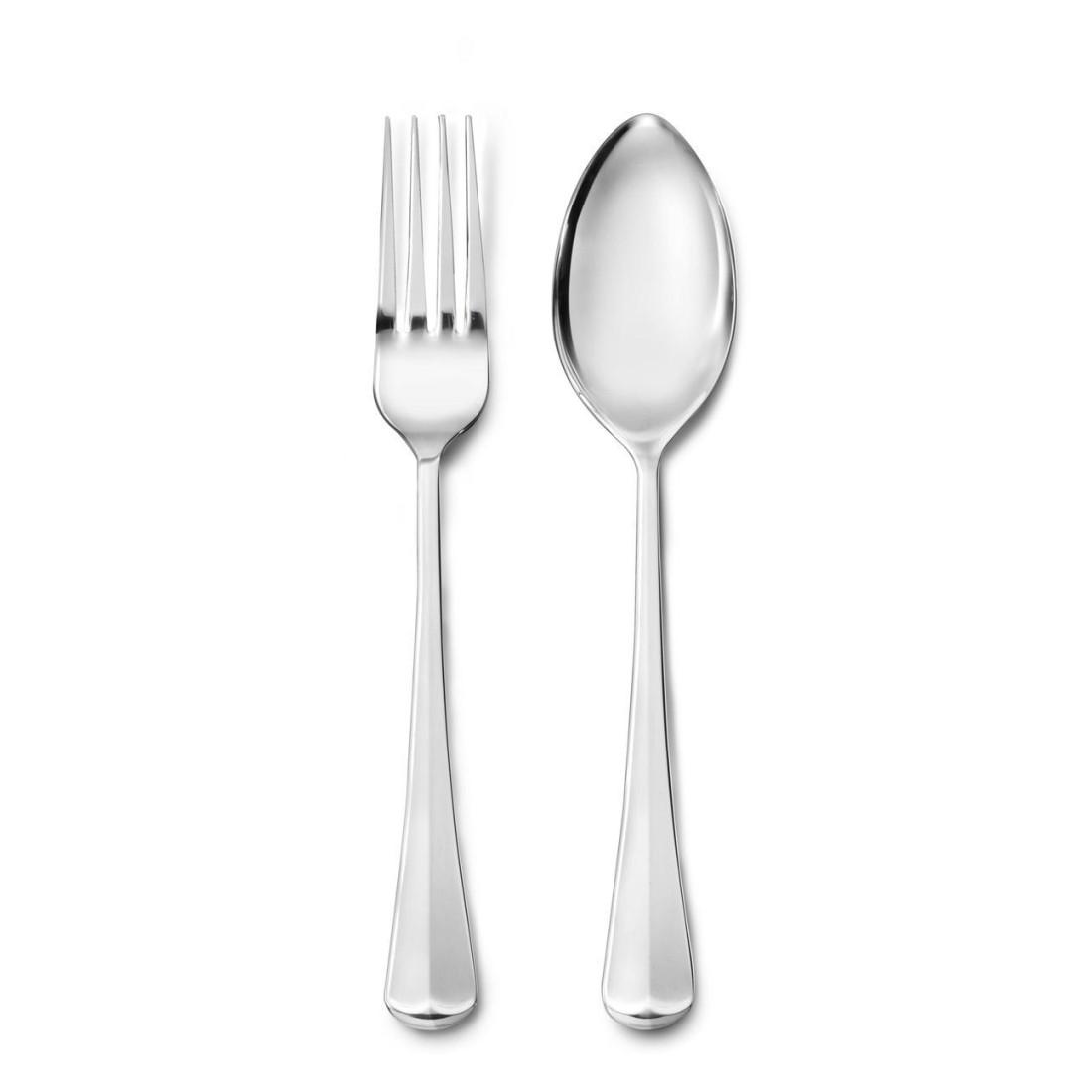 Besteck Haags Lof (2-teilig) – Versilbert – Silber, Zilverstad online bestellen