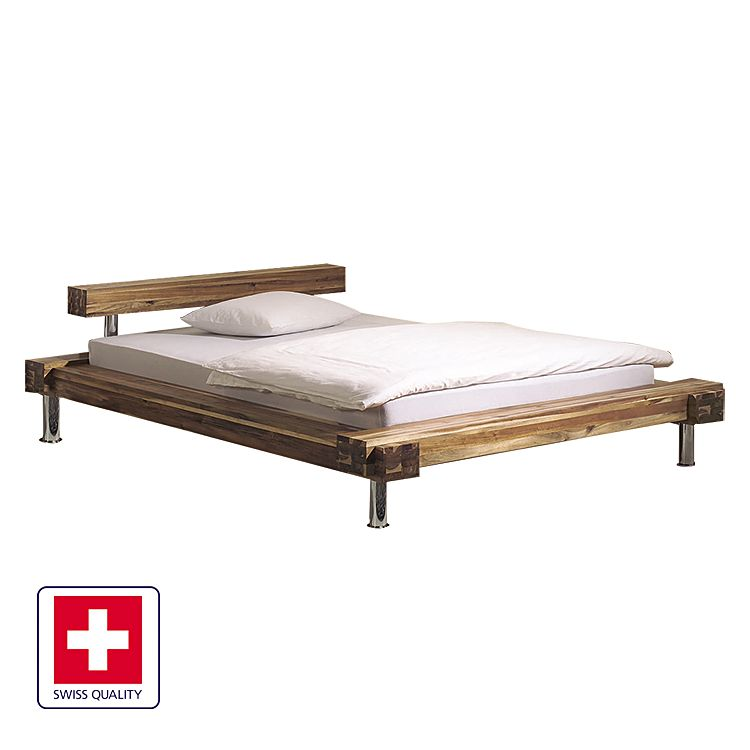 bett caracas akazie massiv liegefl che 180 x 200 cm neue modular bestellen. Black Bedroom Furniture Sets. Home Design Ideas