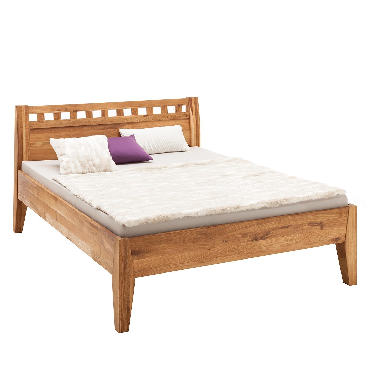 bett 140 x 200 massivholz preisvergleiche erfahrungsberichte und kauf bei nextag. Black Bedroom Furniture Sets. Home Design Ideas