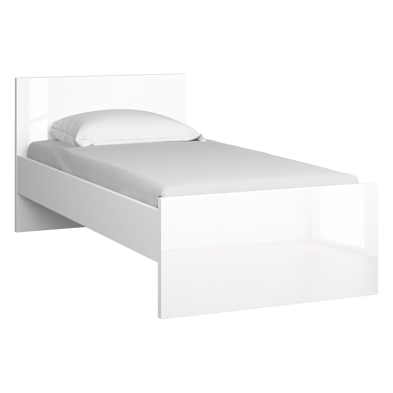 bett 90 x 190 wei preis vergleich 2016. Black Bedroom Furniture Sets. Home Design Ideas