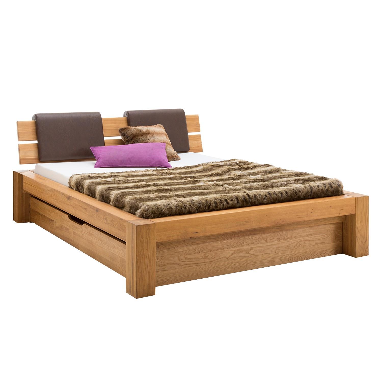bett mit bettkasten 140 200 preisvergleiche. Black Bedroom Furniture Sets. Home Design Ideas