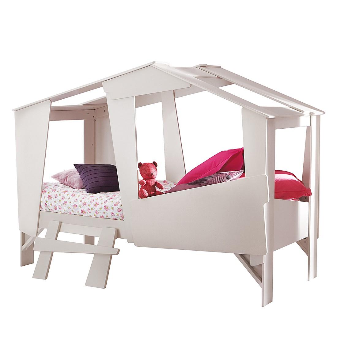 bett mit treppe preisvergleiche erfahrungsberichte und. Black Bedroom Furniture Sets. Home Design Ideas