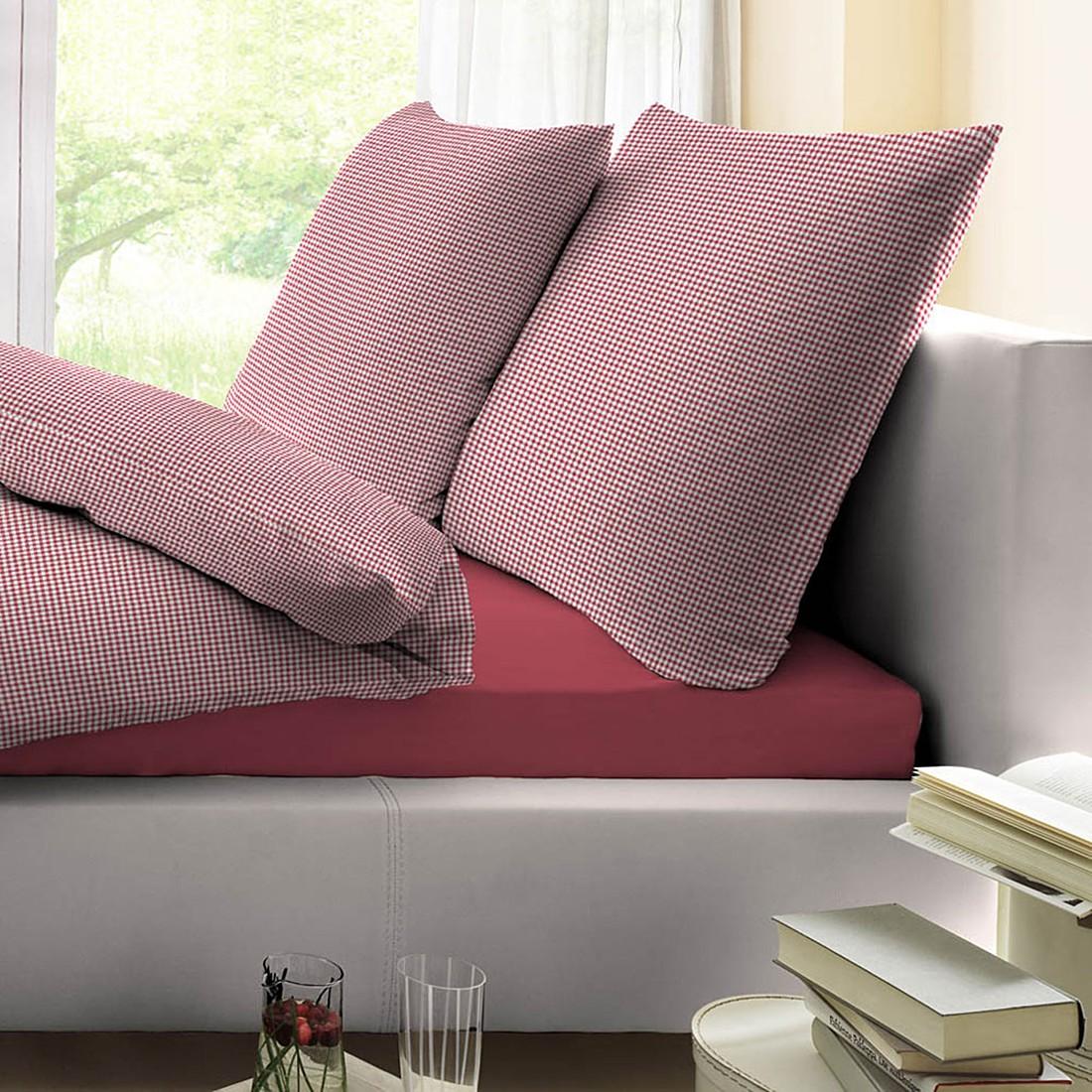 Bettwäsche – Baumwolle – Mehrfarbig – 135×200 cm + 80×80 cm, Dormisette jetzt bestellen