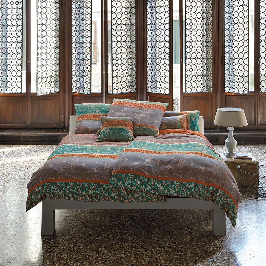 bettw sche doge v7 baumwolle mehrfarbig kissenbezug einzeln 40x80 cm bassetti g nstig. Black Bedroom Furniture Sets. Home Design Ideas
