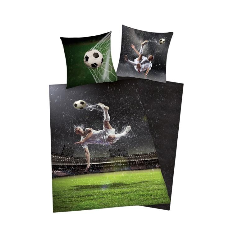 Bettwäsche Fußball Tor – Grün, Herding günstig kaufen