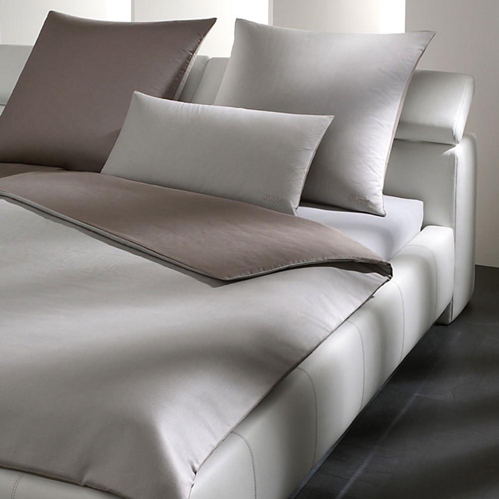 Bettwäsche Micro Pattern – Haselnuss 4040-7 – 100% Baumwolle – Mehrfarbig – 155 x 220 cm, Joop günstig
