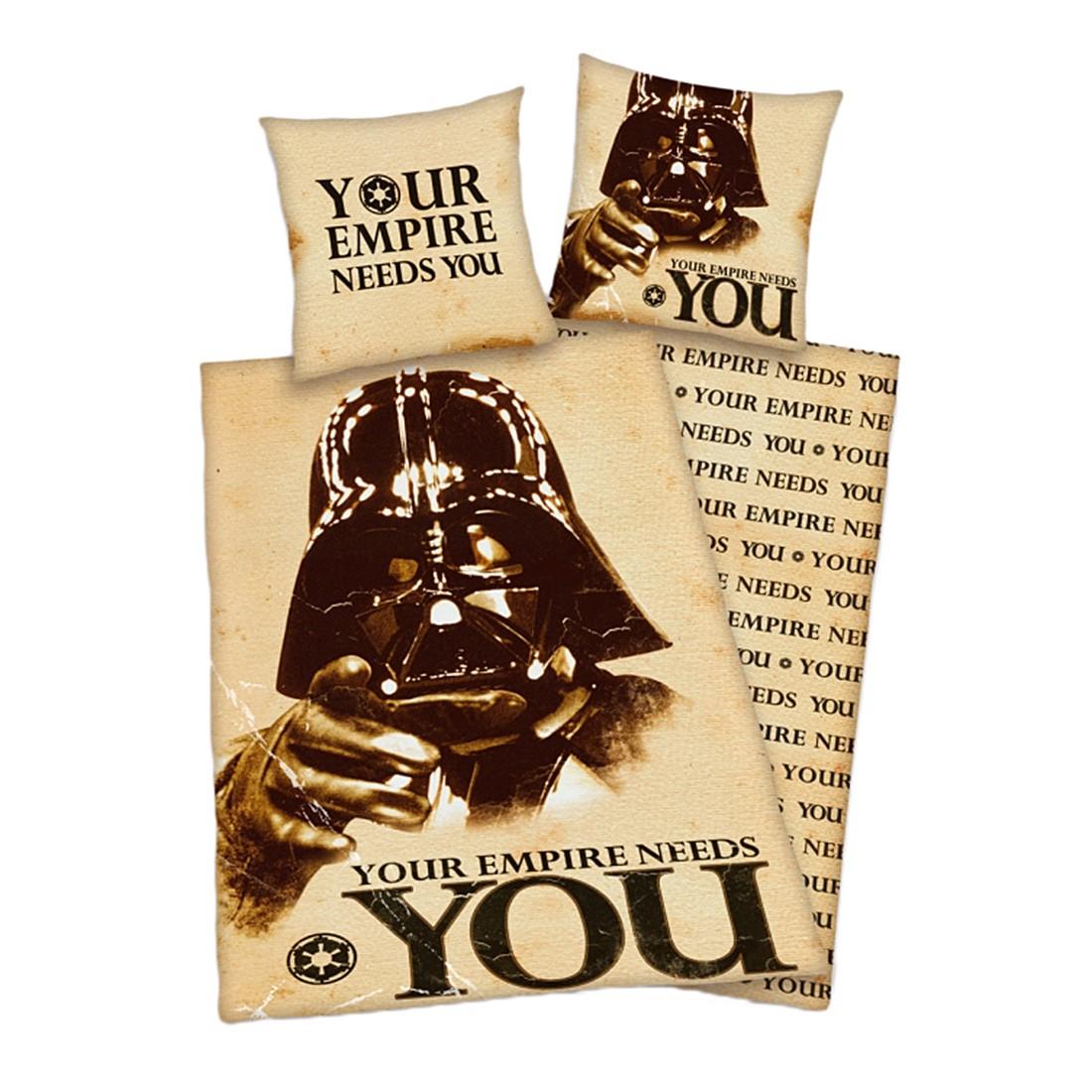Bettwäsche Star Wars Empire, Herding günstig online kaufen