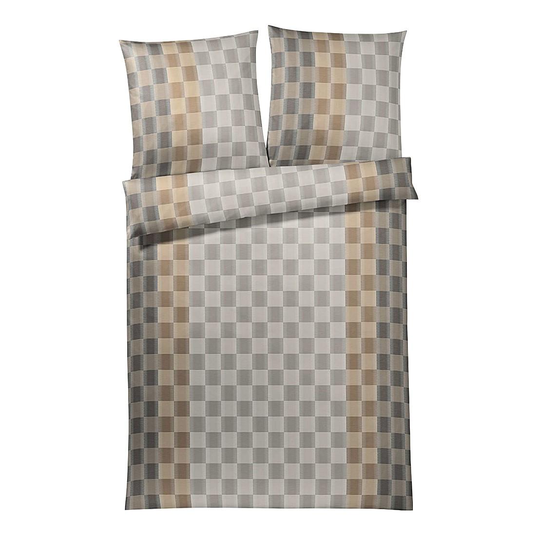 Bettwäsche Terrazo Muskat – Baumwolle – Braun – 135X200 cm + 80X80 cm, elegante bestellen