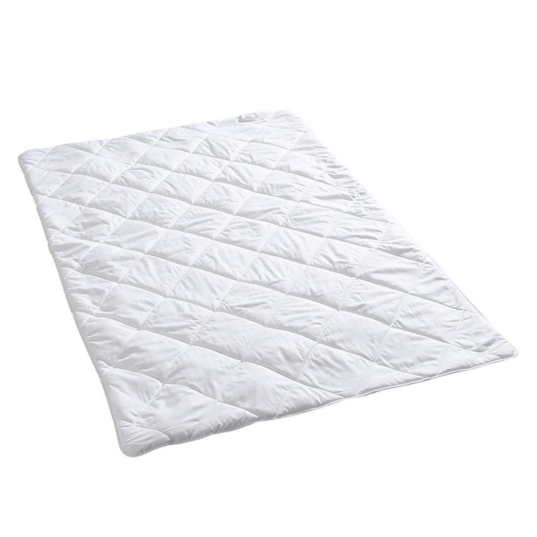 Bettwaren-Shop Einziehdecke Allergovita – 100% Polyester Weiß – Ausführung 160×210 cm, Bettwaren-Shop kaufen