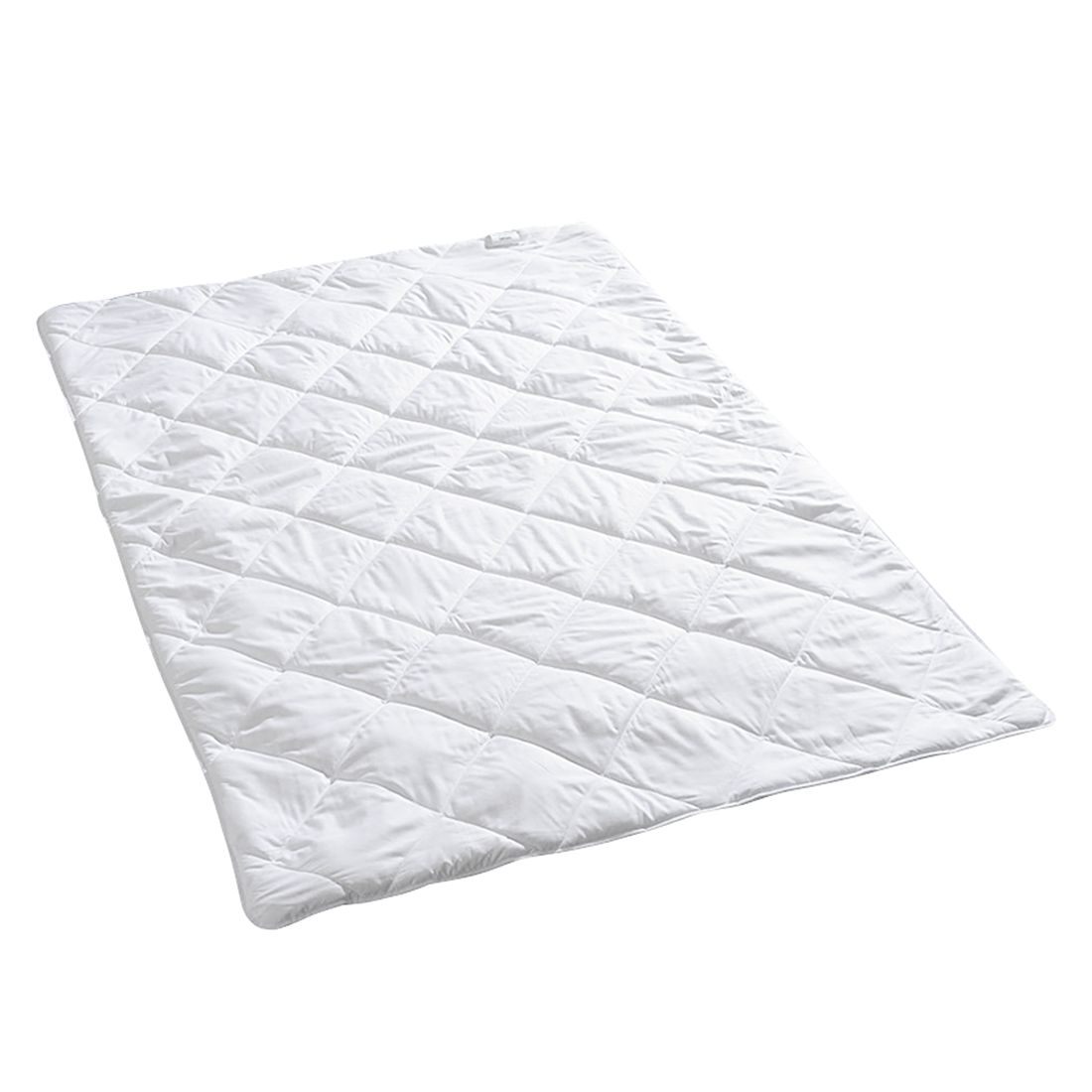 Bettwaren-Shop Winterdecke Allergovita – 100% Polyester Weiß – Ausführung 200×200 cm, Bettwaren-Shop günstig online kaufen