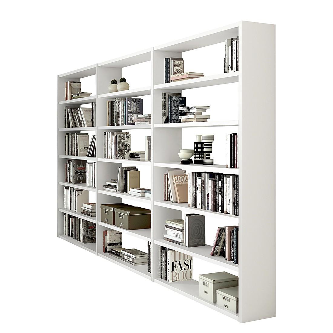 Bibliothek Empire – Matt Weiß, loftscape bestellen